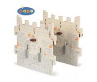 Замок рыцарей 5 (2 средние съемные стены)