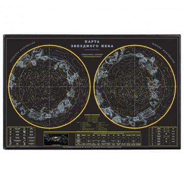 """Покрытие настольное """"Карта Звездного неба"""""""