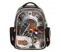 Рюкзак школьный 124B/GR 40x30 TM Generator Rex