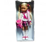 Кукла Маделяйн-школьница