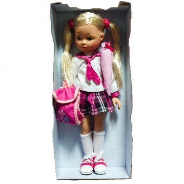 5152836 Кукла Маделяйн-школьница