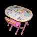 """Набор детской складной мебели """"Овал"""""""
